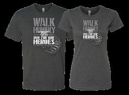 Walk Humbly shirts