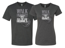 Walk Humbly shirts